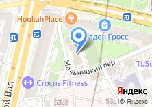 Компания «КРОУФР» на карте