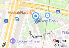 Компания «ПРИФИНАНС» на карте