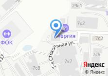 Компания «Moskorea.ru» на карте