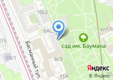 Компания «ГИСпроект» на карте