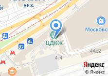 Компания «ИнтерТур» на карте