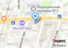 Компания «Design Coda» на карте