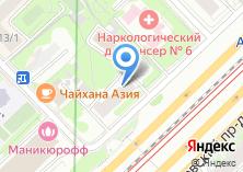 Компания «Модный бытЪ» на карте