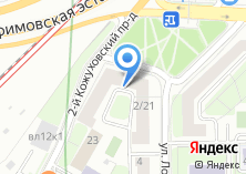 Компания «Липецккомбанк» на карте