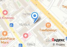 Компания «СПК» на карте