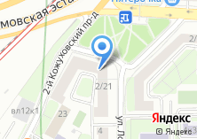 Компания «Юста Групп» на карте