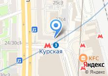 Компания «585GOLD» на карте