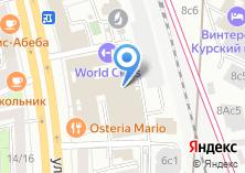 Компания «АВЕНИР» на карте