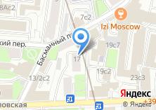 Компания «Blagodatmir.ru» на карте