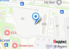 Компания «К9» на карте