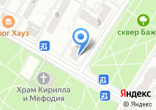 Компания «Электронная Подпись.РУ» на карте
