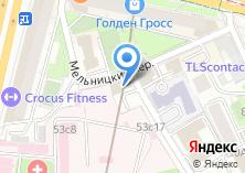 Компания «Центр Развития Бизнеса» на карте