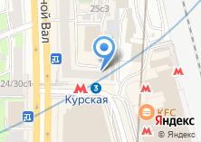 Компания «TUI» на карте