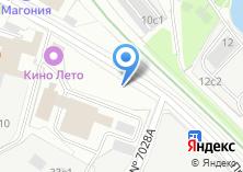 Компания «Амикодент» на карте