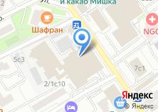 Компания «Рекламное агентство полного цикла в Москве» на карте