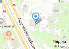 Компания «ОМАД» на карте