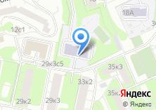 Компания «Территориальная профсоюзная организация работников народного образования и науки РФ» на карте