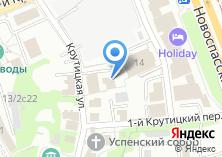 Компания «Медиа сервис» на карте
