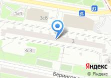 Компания «Северо-Восток» на карте