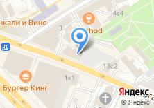 Компания «Нева» на карте