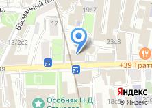 Компания «Mountteam» на карте