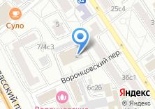 Компания «Корпорация Единый Электроэнергетический Комплекс» на карте