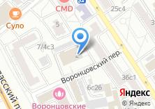 Компания «Московский институт бизнеса» на карте