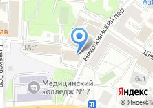 Компания «Центр профессиональной юридической помощи» на карте