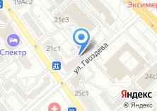 Компания «ПринтМск» на карте