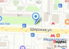 Компания «Новый год» на карте