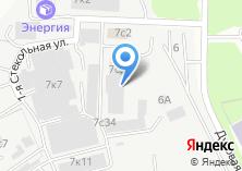 Компания «Люксдомик» на карте