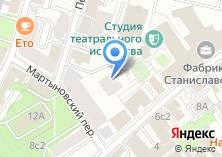 Компания «PRAXIS» на карте