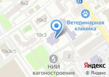 Компания «МИИЯ» на карте