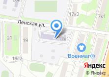 Компания «Детский сад №598» на карте