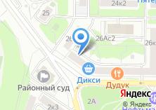 Компания «Viva» на карте