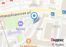 Компания «Юр-Аудит» на карте