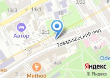 Компания «ФОРМУЛА ОТДЫХА» на карте