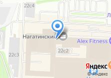 Компания «Высшая Школа Танца» на карте