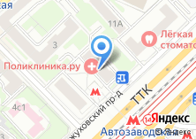 Компания «Поликлиника.ру» на карте
