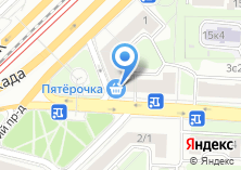 Компания «Текс-2» на карте