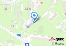 Компания «Детский сад №2071» на карте