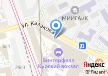 Компания «Теплотекс АПВ» на карте