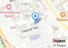 Компания «Русь пансионат» на карте