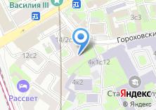 Компания «D-driver» на карте