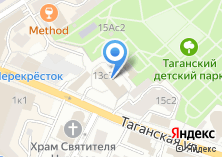 Компания «Школа мастеров» на карте