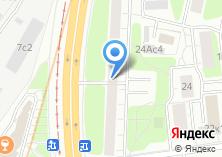 Компания «АкуловАрхСтрой» на карте