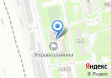Компания «Аппарат Совета депутатов муниципального округа Бирюлёво Восточное» на карте