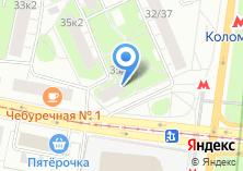 Компания «Majoroff» на карте
