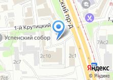 Компания «Tyres4u.ru» на карте