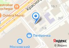 Компания «Адвокат Базаров М.Н.» на карте